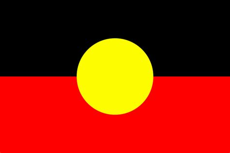 printable aboriginal flag bunting the crux of the issue with a new australian flag