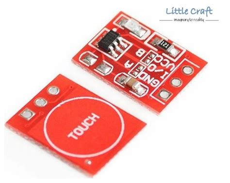 Sensor Sentuh Kapasitif Ttp223 Touch Sensor ttp223 capacitive touch sensor end 10 2 2018 10 15 pm