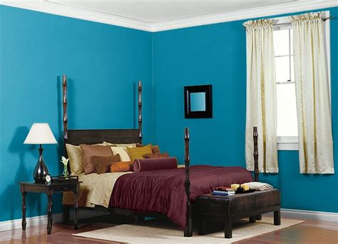 this is the project i created on behr i used these colors hacienda blue p490 6 paint
