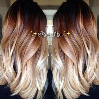 color melt hair technique 18 hair color trends and techniques for 2016