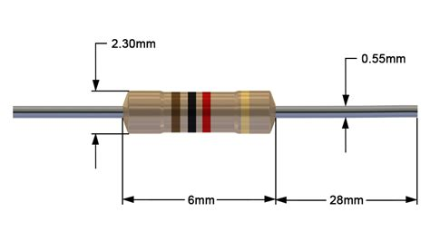 resistor pth datasheet standards for pth and pad diameter sizes eeweb community