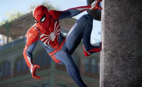 spiderman web swing game ps4 s spider man looks like a rush out in 2018 kotaku