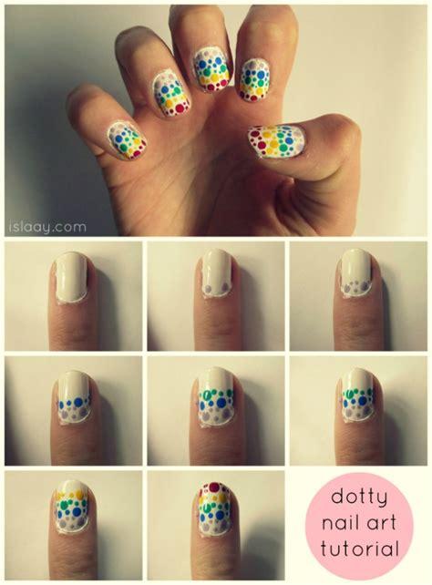 easy nail art by cutepolish lovely nail art tutorials for lovely divas