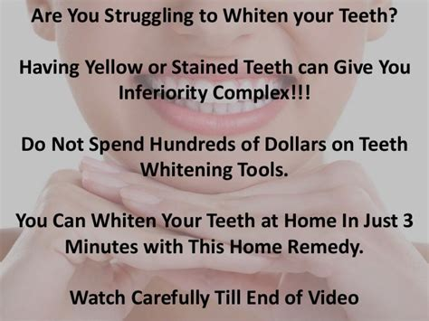 how to whiten your teeth at home naturally