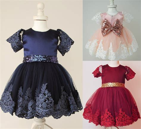 Princes Gown Tutu Dress Baby 8 Thn Code A3 aliexpress buy flower clothing dresses princess bow toddler baby lace gown