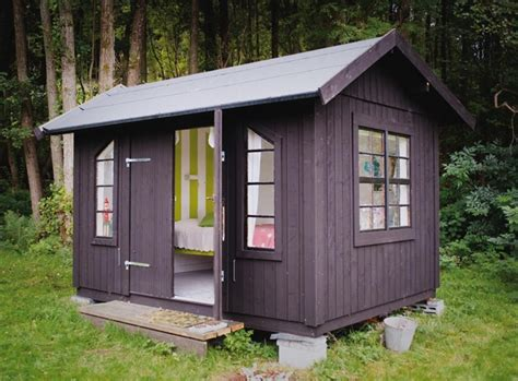 Mini Shed House by Sheds Turned Into Homes Guidlines Homesfeed
