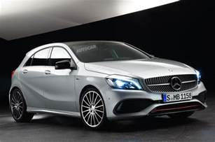 Mercedes A Class 2015 2015 Mercedes A Class Pictures Details And On Sale
