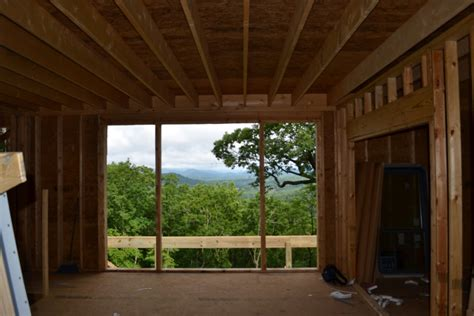 raised ceiling joists flickr photo sharing raising the barrier in north carolina mountain home air