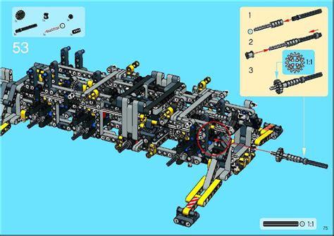lego technic 8421 mobile crane lego mobile crane 8421 technic