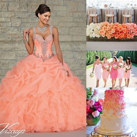 quinceanera themes ideas coral quince theme decorations quinceanera ideas quinceanera