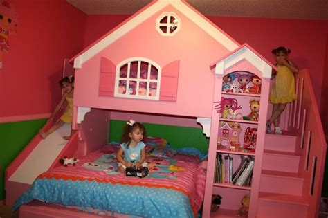 lalaloopsy doll houses lifesized lalaloopsy bed dollhouse dolls for hannah pinterest