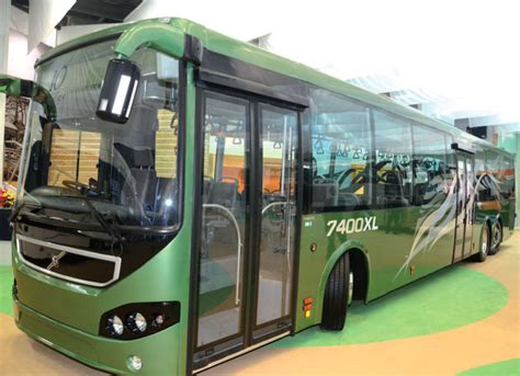 volvo widens bus range    models