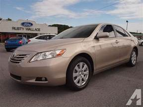 2007 Toyota Camry For Sale 2007 Toyota Camry Xle For Sale In Newport Tennessee