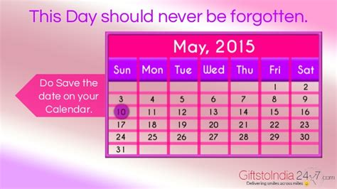 when is day when is s day in 2015