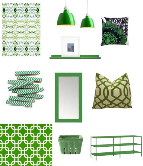 green decor for st s day popsugar home
