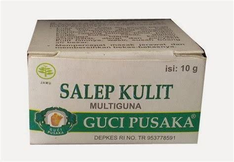 Multiguna Cap Guci Pusaka obat panu herbal ramuan obat tradisional