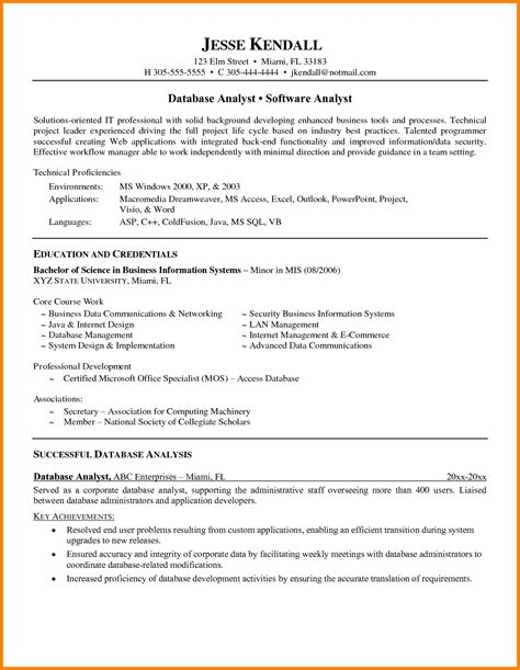 technician resume cover letter cover letter sle for a data analyst resume now best