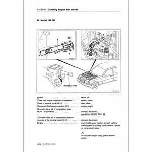 mercedes service manual diesel engines 602 603
