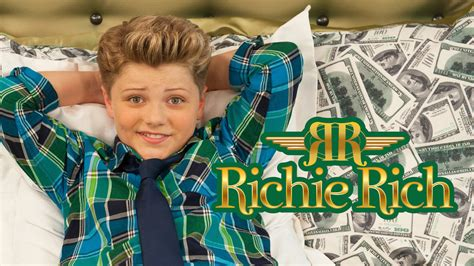 Lepaparazzi News Update Richie Is At Home Not In Rehab by Richie Rich Tv Series News Live Re Make Set To