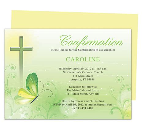 confirmation invitation cards template confirmation invites templates orderecigsjuice info