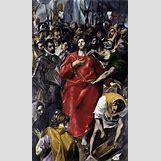 Dormition Of The Virgin El Greco | 591 x 1000 jpeg 109kB