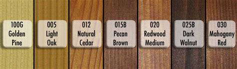 ready seal stain colors premier entry systems 187 garage door staining options