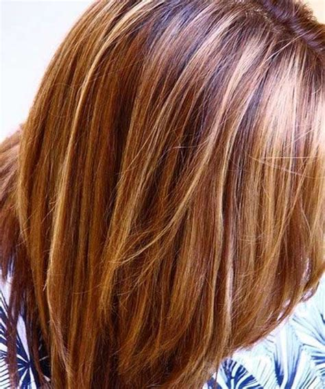 photos of colored hair with high lights of gray 40 blonde and dark brown hair color ideas hairstyles