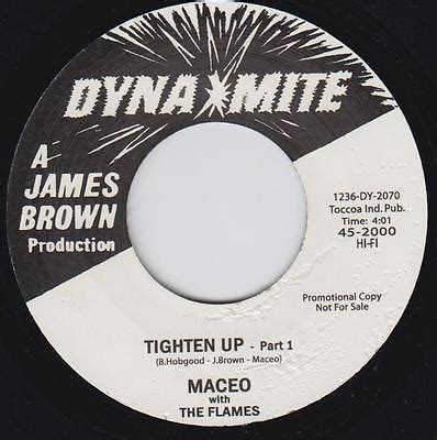 Sepatu Flames Endorgan Brown popsike maceo the flames tighten up 45 killer funk mod soul northern soul hear