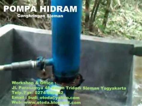 Pompa Air Mini Yogyakarta membuat pompa mini hydram funnycat tv