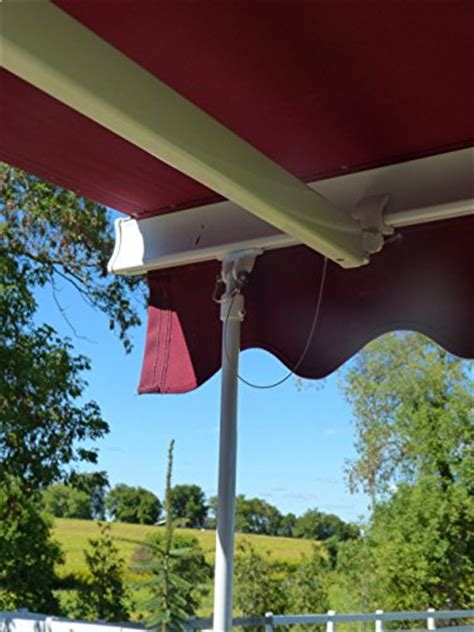 Patio Awning With Legs Awning Assist Brace Universal Wind Support Pole Leg For