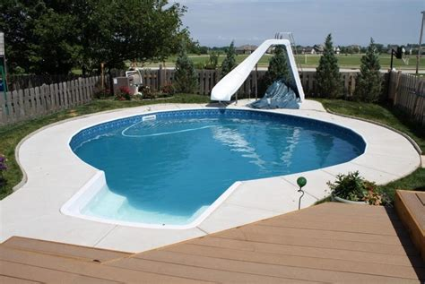 water slide backyard pool backyard design ideas