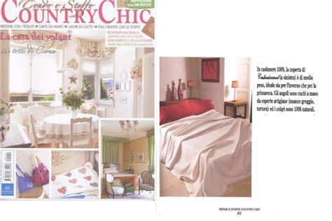 riviste arredamento country le riviste d arredamento consigliano i prodotti di
