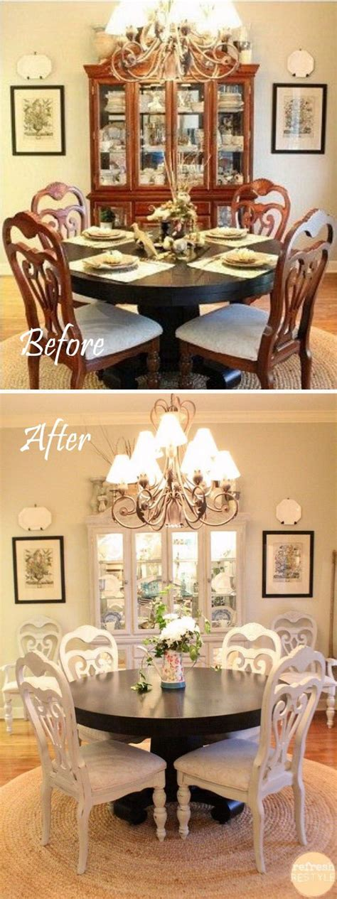 dining room makeovers 25 best dining room makeovers ideas on