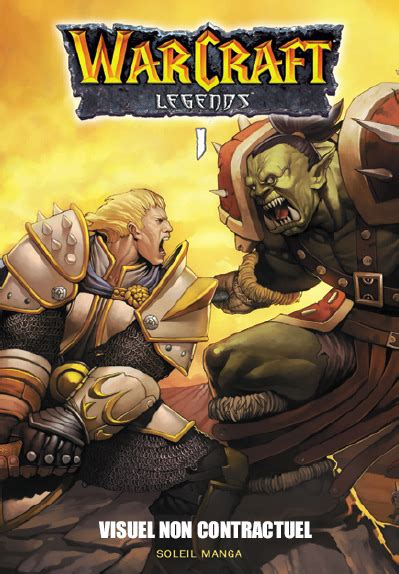 warcraft legends volume 3 1427808295 warcraft legends manga s 233 rie manga news