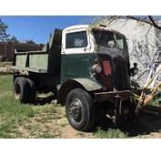 Original 1941 Autocar U 2044 4x4 WWII COE Dump Truck