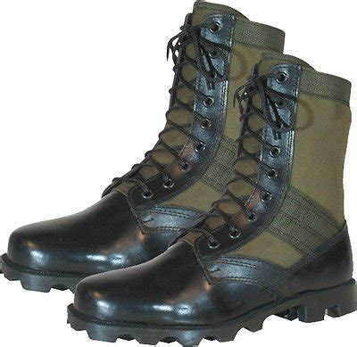 Jungle Boots Leather by Leather Jungle Boots 8 Quot Style Jungle
