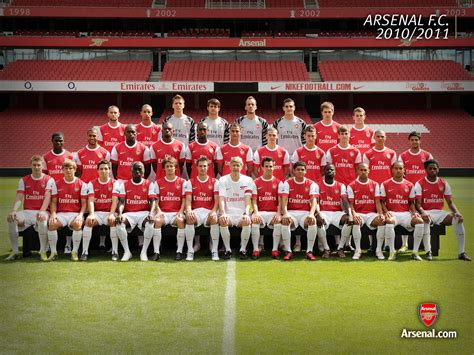 arsenal squad 2010 if i were the arsenal manager you are my arsenal