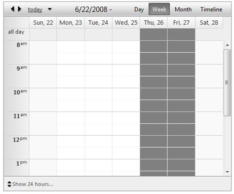 printable calendar with time slots search results for printable calendar with time slots