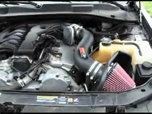 2006 Chrysler 300 Cold Air Intake Chrysler 300 Touring 3 5 V6 K N Cold Air Intake