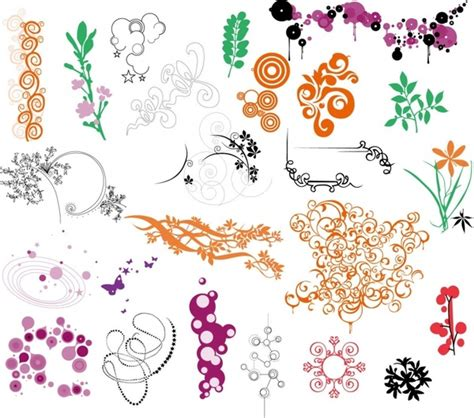 pattern vector for coreldraw ornament coreldraw free vector download 13 735 free