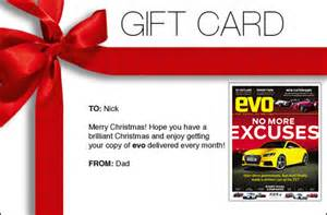 magazine group gift certificate