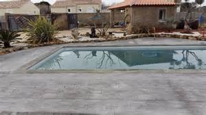 am 233 nagements de piscine rev 234 tement b 233 ton ext 233 rieur
