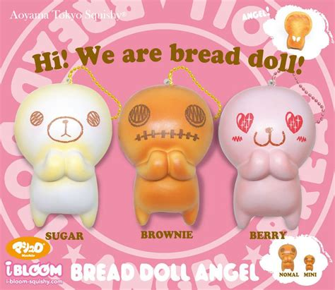 Eric Butter Cheese Bread Squishy Scented And Rising Squishy ibloom lyn squishies and accessories