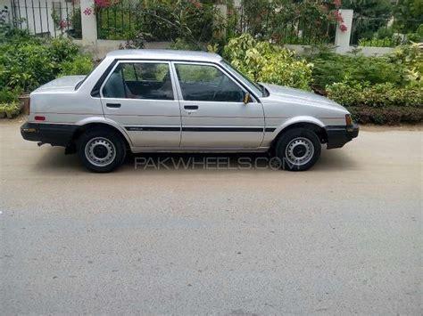 1985 Toyota Corolla For Sale Toyota Corolla Dx Saloon 1985 For Sale In Karachi Pakwheels