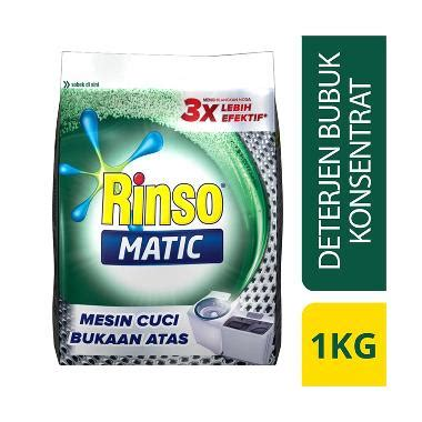 Rinso Colour Care 800g jual detergent rinso anti noda harga murah