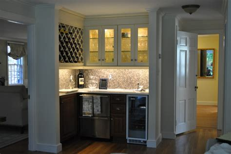 Wellesley Kitchen by Wellesley Kitchen Traditional Living Room Boston