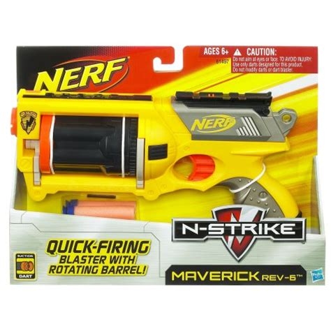Nerf N Strike Maverick nerf n strike maverick colors may vary discontinued by