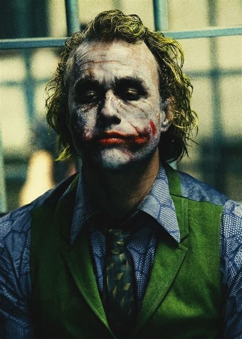 Heath Ledger As The Joker by The Joker Heath Ledger Wow There S More Posters And