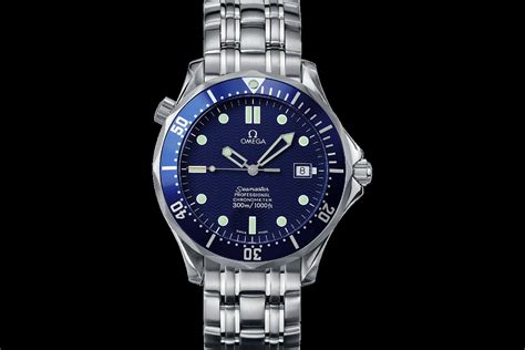 Retrospective   The Entire Omega Seamaster x James Bond 007 History   Monochrome Watches