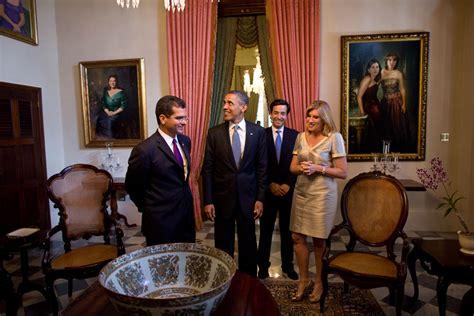 obama residence president obama visits puerto rico whitehouse gov